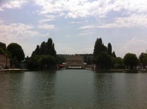 Ballade sur le canal saint martin 2
