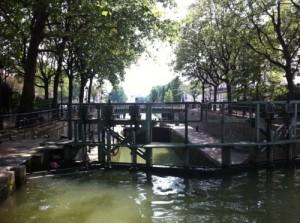 Ballade sur le canal saint martin 4