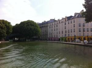 Ballade sur le canal saint martin 5