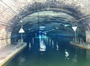Ballade sur le canal saint martin 7