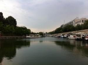 Ballade sur le canal saint martin 9