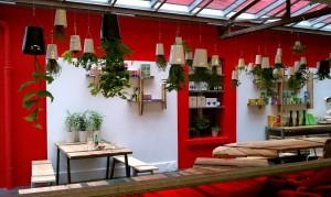 Paris 12 - La maison rouge - rose bakery