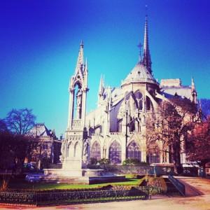 Paris 5 - Notre Dame