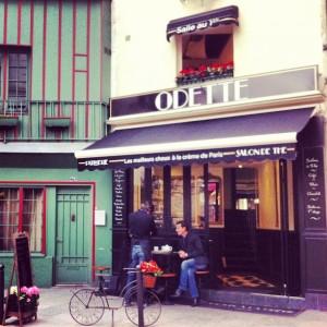 Paris 5 - Odette