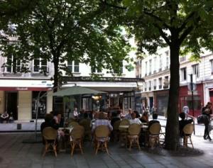 Très parisien - Café des initiés